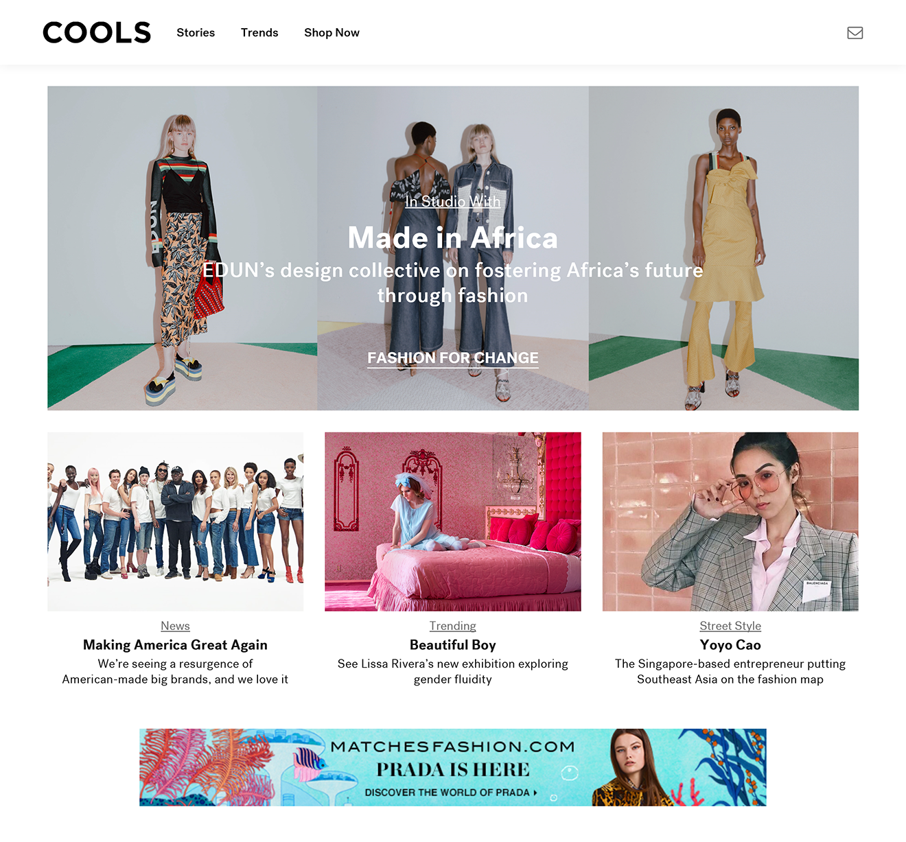 Fashion Big Data: Cools com | New Case Studies from Skein
